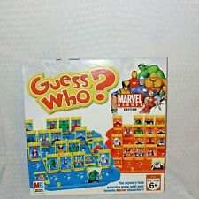 Guess Who? Marvel Heroes Edition - Milton Bradley