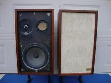 Super Nice Vintage Acoustic Research  AR-2AX Floor Speakers - Restored Classics