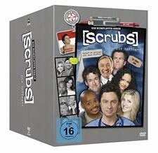31 DVD-Box ° Scrubs - die Anfänger ° komplette Serie Staffel 1 - 9 ° NEU & OVP