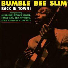 Bumble Bee Slim - Back in Town [New Vinyl]