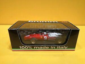 Brumm r172-ch Ferrari 312 F1 neerlandés Gp 1968-Chris Amon 1/43