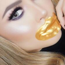 Collagen LIPS Crystal GOLD Masks Premium Eye Anti Ageing Wrinkle Skin Care x 10