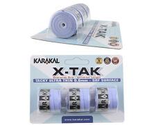 Karakal X-TAK Overgrip - Blue - Tennis - Badminton - Squash Grips TAK