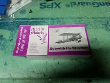 Merlin Models 1/72 Sopwith 1 1/2  Struter