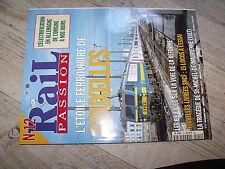 $$ Rail Passion N°12 CF Bruxelles BB 63000 Tragédie St-Michel-de-Maurienne