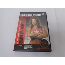 JILLIAN MICHAELS SHAPE UP-FRONT THE BIGGEST WINNER HOW TO WIN BY LOSING DVD