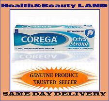 COREGA Denture FIXING CREAM 40g  Extra Strong,-Mint flavor