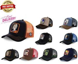 New Snapback Trucker BASEBALL Hat Cap Adjustable Men Women Cap Hip Hop Soft Mesh