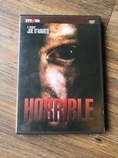 Horrible aka Absurd, Joe D'amato, Uncut, Region Free, 2009, OOP, Pre-Cert, Rare