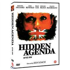 Hidden Agenda (1990) Ken Loach, Frances McDormand / DVD, NEW