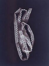 petite longueur bande garniture galon - type dentelle - longueur : 1 metre