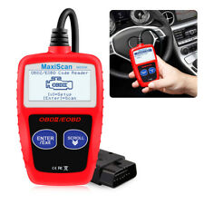 OBD2 OBDII Scanner Car Code Readers Auto Diagnostic Tool EOBD Engine Check MS309