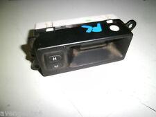 LAND ROVER FREELANDER 4 PIN DIGITAL DASH CLOCK  DISPLAY GREEN YFB100380    (1)