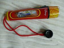 """Kinder - Taschenlampe von """" Disney`s Cars """"  rot"""