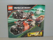 LEGO® Racers Bauanleitung 8167 Jump Riders ungelocht instruction B1211