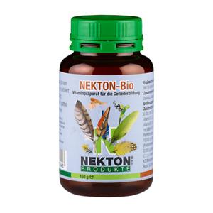 Nekton Bio 150 g  Spezialpräparat zur Gefiederbildung Mauser Mauserhilfe