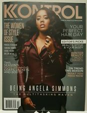 Kontrol Angela Simmons Perfect Hair Day Style Issue Winter 2016 FREE SHIPPING JB