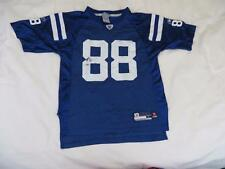 Reebok Marvin Harrison Indianapolis Colts NFL Jersey Youth Large(14-16 Boys Kids