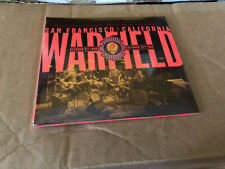 IN HAND * The Grateful Dead The Warfield CD San Francisco SF California Acoustic