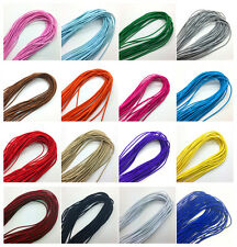 5yds 2.5mm Trong Elastic Bungee Rope Shock Cord Tie Down DIY Jewelry Making