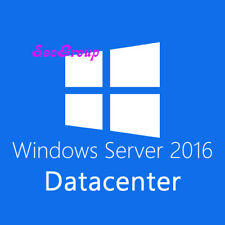 Server 2016 Datacenter Genuine Retail 64bit