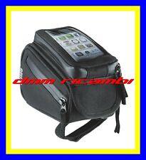 Borsa Porta SmartPhone Telefono Bici MTB CityBike Trekking Corsa oggetti BDC