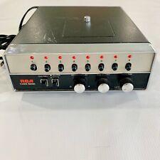 Vintage RCA Emergency Scanner Three Band Model 16S300