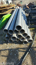 """304 STAINLESS STEEL 4"""" O.D. x 24"""" LONG x 1/8"""" THICK WALL ROUND TUBE"""