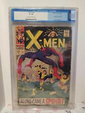Uncanny X-Men # 35 CGC 1.8  (1967) Marvel Comics