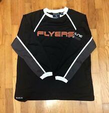 Philadelphia Flyers Blueline Long Sleeve Shirt Medium