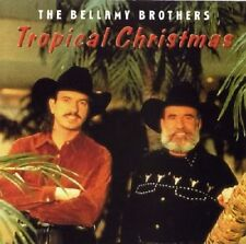 The Bellamy Brothers Tropical Christmas CD NEW 1998 Country White Christmas+