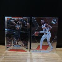 2019-20 Deandre Ayton Panini Prizm Mosaic Card Lot of 2 Phoenix Suns
