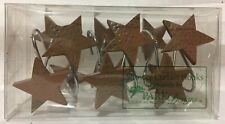 Star Shower Curtain Hooks by Park Designs