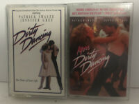 Dirty Dancing Cassette Tape LOT More Dirty Dancing Patrick Swayze tested