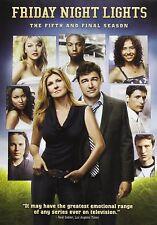 Friday Night Lights: Season 5 - Final Season- NEW DVD BOX SET - Five Fifth