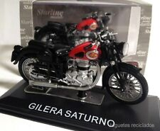 1/24 GILERA SATURNO DIECAST STARLINE MODELS MOTORCYCLE BIKE