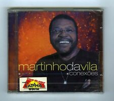 CD (NEW) MARTINHO DA VILA CONEXOES (BRESIL)