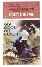 THE MOON OF SKULLS by Robert E. Howard - 7 Marcus Boas illustrations - paperback