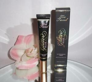 Too Faced Shadow Insurance Glitter Glue Bonding Eyeshadow Primer 0.35oz FullSize