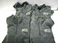 Harrington Men's XL Long Sleeve 1/4 Zip Fleece Branded Pullover Lot of 4