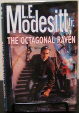 The Octagonal Raven by L.E. Modesitt, Jr. - Signed 1st Hb. Edn.