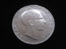 "MDS JUGOSLAWIEN 50 DINAR 1938 ""PETAR II."", SILBER   #33"