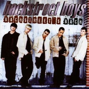 Backstreet Boys : Backstreets Back CD Highly Rated eBay Seller Great Prices