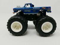 Hot Wheels Monster Trucks BIGFOOT Monster Truck 1:64 Mattel (jam10)