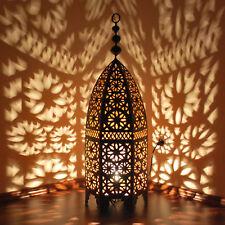 XL lanterne orientale en métal Lampe Marocaine lanterne fer mseddes H95