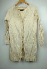David Lawrence Cotton Blend Solid Coats & Jackets for Women