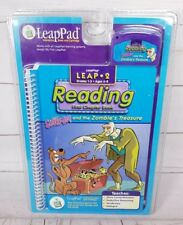 New Leap Frog Leap Pad 2 Scooby Doo Book & Cartridge