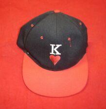 ROY ORBISON  BLACK & RED BASEBALL CAP