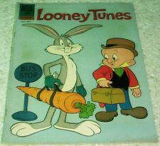Looney Tunes 246, Vf- (7.5) 1962 Rare Final Dell Issue!