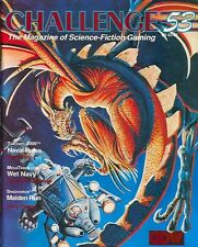 GDW Challenge Magazine #53 MegaTraveller Star Trek Twilight 2000 Shadowrun!